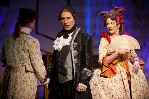 Blackbird Theater's 2013 production of AMADEUS