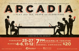 Blackbird Theater's ARCADIA (2011)