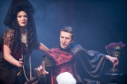 Blackbird Theater's 2014 production of Man and Superman