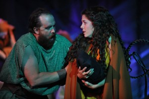 Blackbird Theater's 2015 production of MYTH