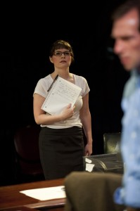 Blackbird Theater's OLEANNA