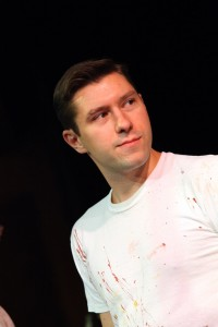 Blackbird Theater's 2012 production of RED