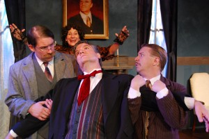 Blackbird Theater's TWILIGHT OF THE GODS (2010)
